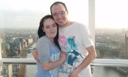 Simon Matthews and Ashlie Proud