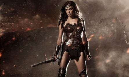 Gal Gadot as Wonder Woman, who remains attached to the project.