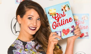 Zoella and Girl Online
