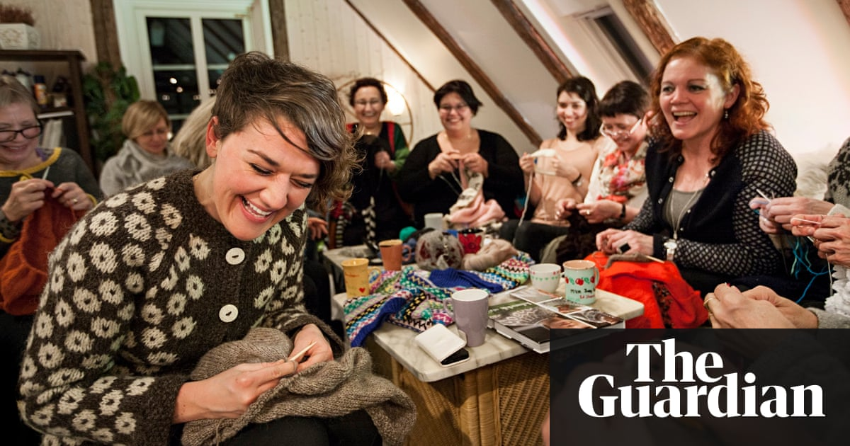 Improve your knitting skills in the Faroes, home of the woollen ...