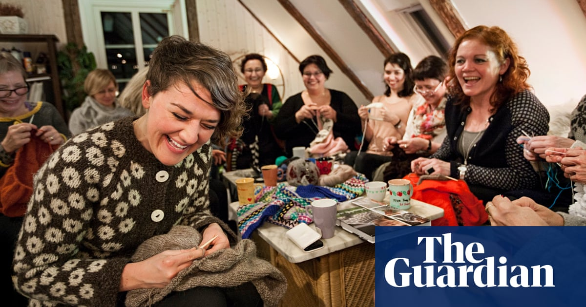 Improve Your Knitting Skills In The Faroes Home Of The Woollen