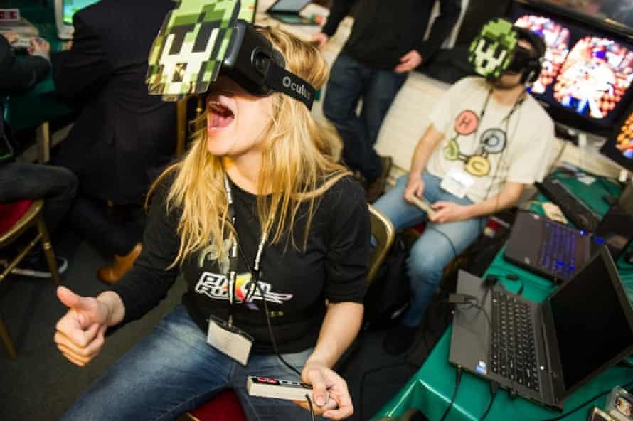 GameCity festival, The National Videogame Arcade, Nottingham