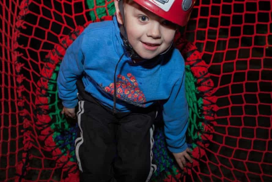 Wales Junior Bounce