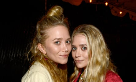 Actors-turned-designers, Mary-Kate Olsen and Ashley Olsen in 2013