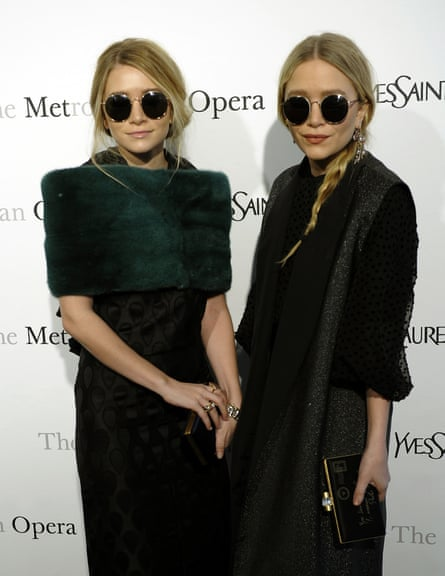 Ashley and Mary-Kate Olsen in 2011