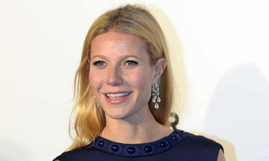 'Woman and mother', Gwyneth Paltrow.