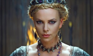 Charlize Theron's character will get more of a backstory in The Huntsman, whether we're interested or not.