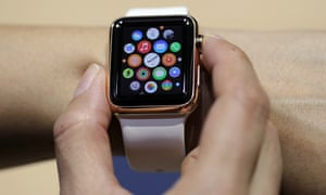 The Apple Watch goes on sale on 24 April