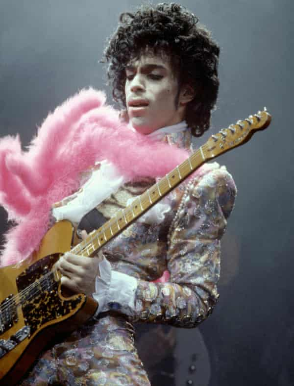'Prince puts out in a decade what most musicians couldn't put out in a lifetime'.