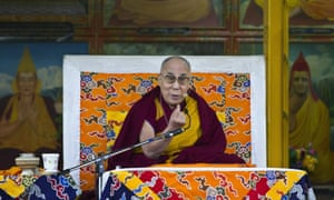 The Dalai Lama. Some say China's complaints about world leaders' meetings with the Dalai Lama are strategic attempts to exert power through a symbolic issue.