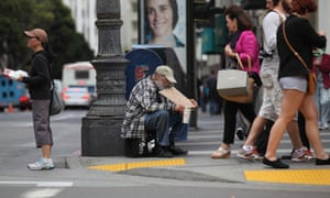 homeless people san francisco