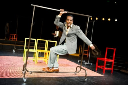 William Nadylam in The Suit at Young Vic, London, directed by Peter Brook.