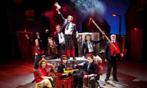 The Secret Diary of Adrian Mole Aged 13¾: the Musical at Curve, Leicester