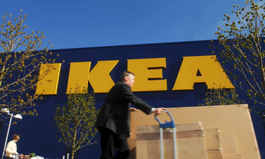 Ikea stores in Europe and the US will stock new wireless charging furniture from April.
