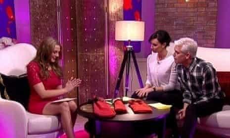 ITV This Morning's 'bondage for beginners' segment