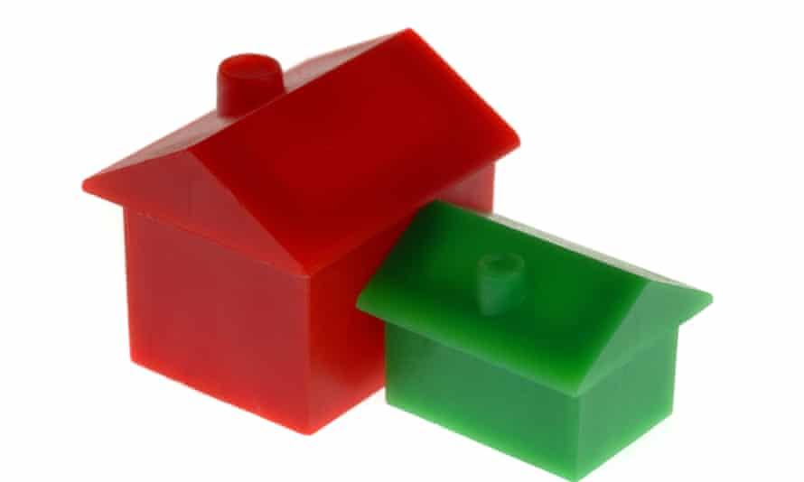 Monopoly house