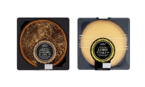 Tesco finest pies. Or are they tarts?