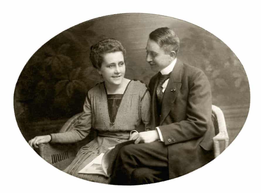 Niemann, Minna and Karl married