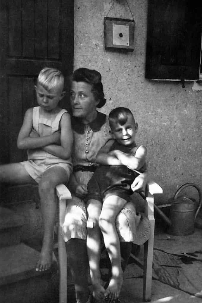 Niemann, Minna children