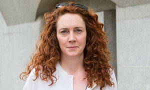 Rebekah Brooks has been hired by Rupert Murdoch for a role at Storyful.