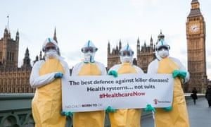 Save the Children Ebola Health systems
