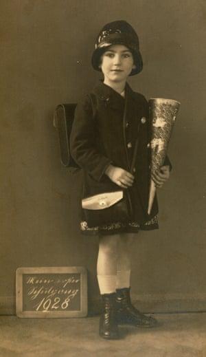 Jalowicz in 1928.
