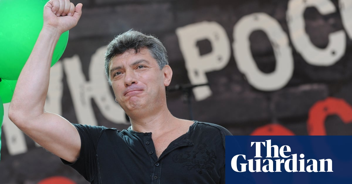 Who Killed Boris Nemtsov We Will Never Know Russia The Guardian