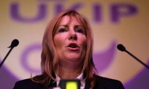 Ukip MEP Janice Atkinson