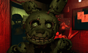 Five Nights at Freddy's 3 for Android.