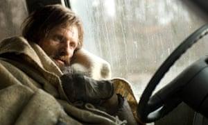 Viggo Mortensen as the Man in John Hillcoat's adaptation of Cormac McCarthy's The Road.