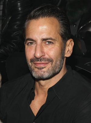 Marc Jacobs attends the Marc By Marc Jacobs show last month