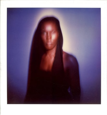Grace Jones, photographed in New York, 1985 by Maripol