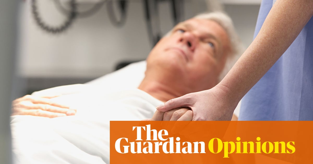 Nine Out Of 10 Nurses Witness Dying Patients Stranded In >> Some Patients Die As A Doctor I Have To Live With This Inevitable