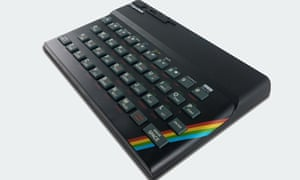 Recreated ZX Spectrum