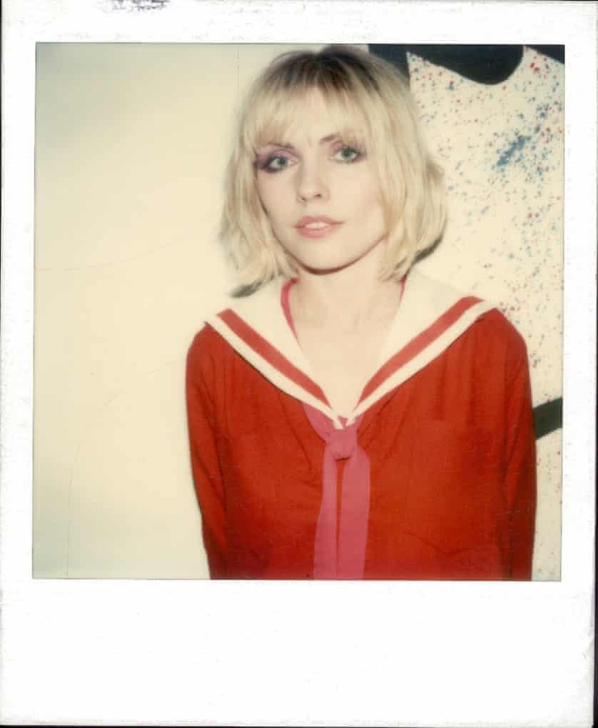 Debbie Harry in the loft, 1980