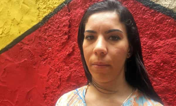 Priscila de Lima, who was fired by Petrobras in January, after eight years at the company.    Everyone in our building was told that there would be several rounds of layoffs. I was among the first to go. They never said it was because of the scandal, but of course it was.     Photo Jon Watts