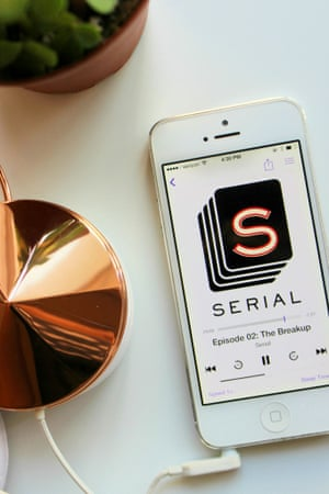 Serial has been downloaded 75m times.