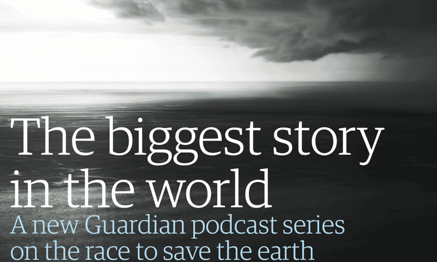 The biggest story in the world