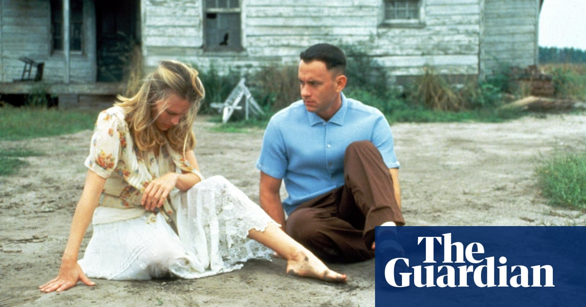The Film That Makes Me Cry Forrest Gump Film The Guardian