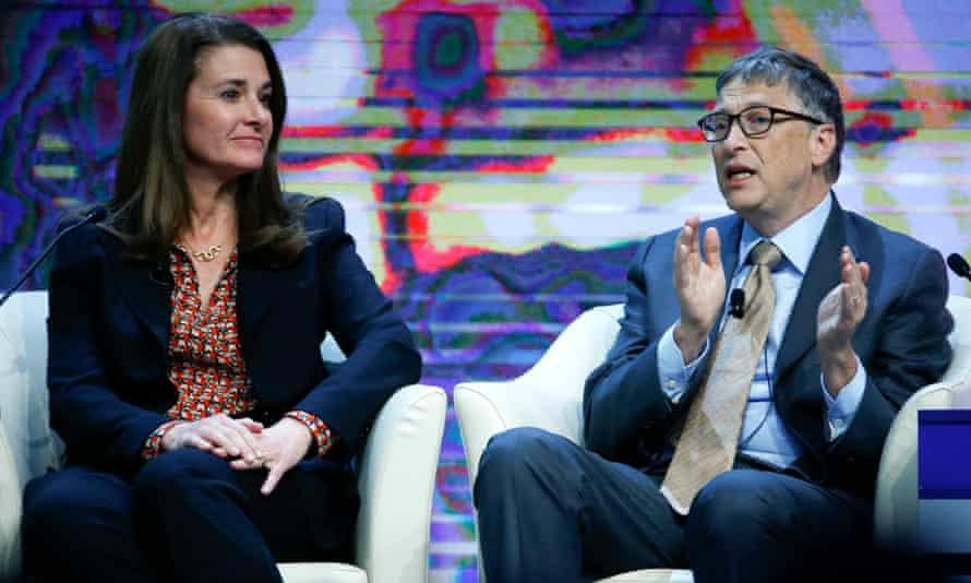 Bill Gates, Co-Chair of the Bill & Melinda Gates Foundation