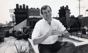 Douglas Adams in 1987.