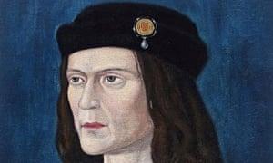 Richard III painting