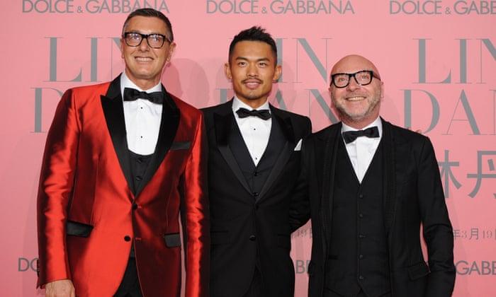 31cb935098da Dolce and Gabbana are unafraid of spats