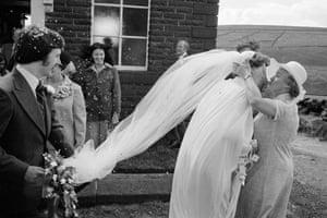 Wedding, Crimsworth Dean Methodist Chapel, Calderdale