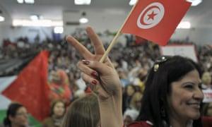 MDG : World Social Forum (WSF) in Tunis