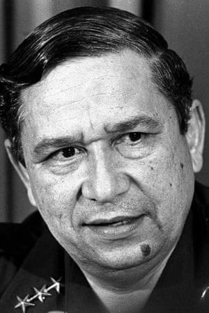 Jose Guillermo Garcia in 1984.