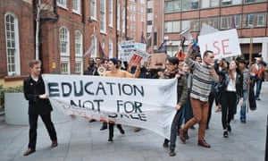 LSE occupation