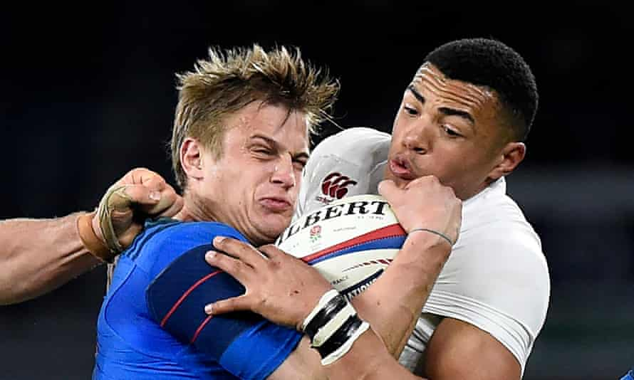 Six Nations rugby - England vs France