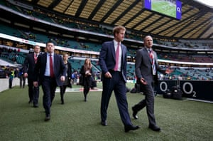 Prince Harry arrives for the match