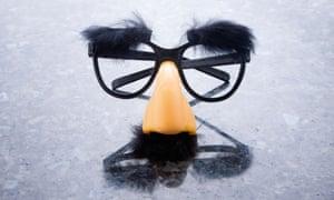 comedy glasses